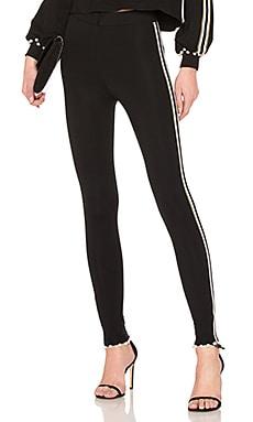 Купить Свободные брюки 669 - LPA, Тренировочные брюки, Китай, Черный