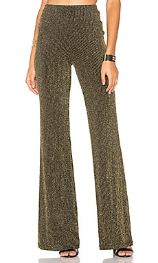 Pants 93 in Black And Gold