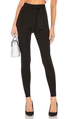 High Waist Belted Legging LPA $128 Collections