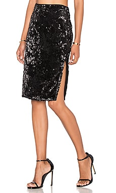 LPA Skirt 54 in Black