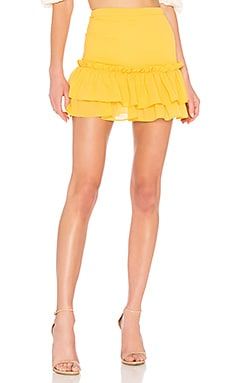 Two Tier Ruffle Skirt LPA $138 Collections