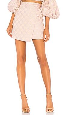 Asymmetrical Mini Skirt LPA $49