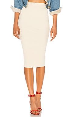 Вязаная юбка elmira - LPA