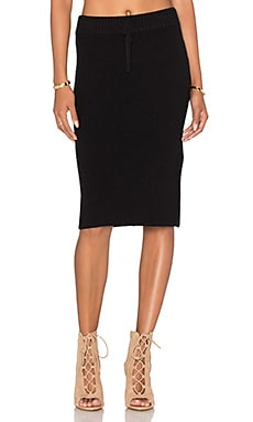 LPA Skirt 211 in Black