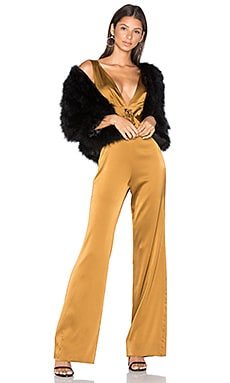 Jumpsuit 36 in Toffee