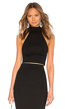 Turtleneck Crop Top LPA $88 BEST SELLER