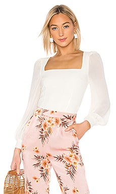 Cora Top LPA $168 BEST SELLER