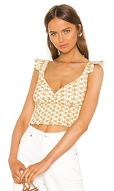 TOP CROPPED MAGGI LPA $128 Collections