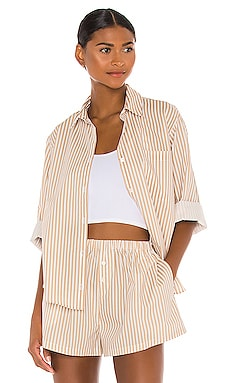 Oversized Button Down LPA $198