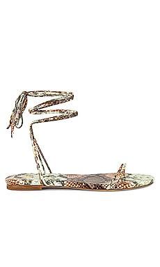 SANDALIA CATERINA LPA $158