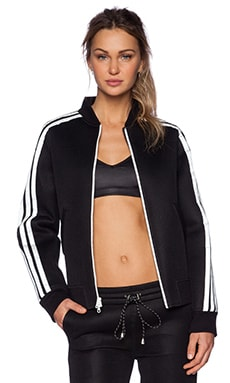 LPD New York x Adidas Track Jacket in Black