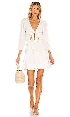 Stay Golden Dress L*SPACE $139 NEW