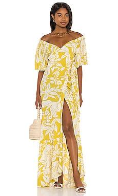 Panama Dress L*SPACE $158 NEW