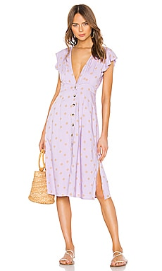 X REVOLVE Jordan Dress L*SPACE $139 NEW ARRIVAL
