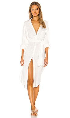 ROBE CHEMISE BARCELONA L*SPACE $139 BEST SELLER