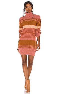 Jetsetter Sweater Dress L*SPACE $158 BEST SELLER