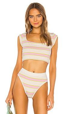 Prism Bikini Top L*SPACE $119
