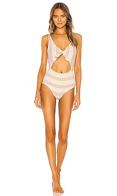 Kylie Classic One Piece L*SPACE $82