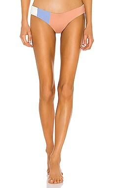 Kas Color Block Classic Bikini Bottom L*SPACE $79 NEW ARRIVAL
