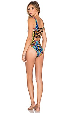 L*SPACE Moda One Piece in Black
