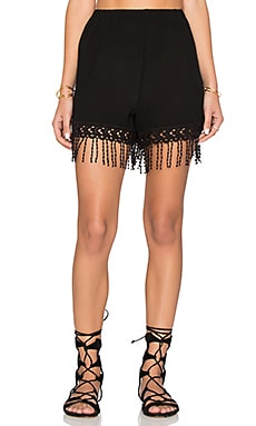 L*SPACE Eternity Short in Black