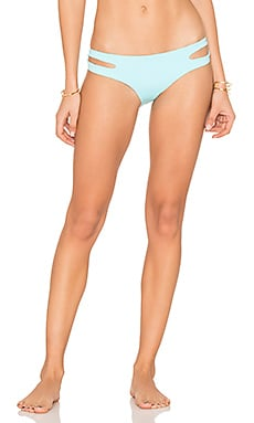 Estella Bikini Bottom in Lagoon