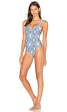 Ricki One Piece in Navy