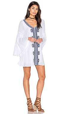 L*SPACE Sina Tunic in White