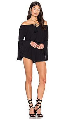 Spirit Romper in Black