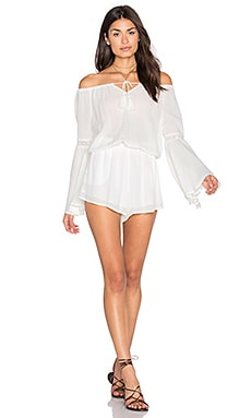 Spirit Romper in Ivory
