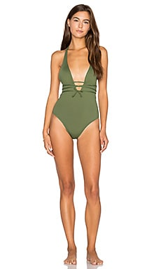 Pamela Classic One Piece in Jungle