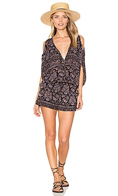 Daylight Casablanca Romper in Black