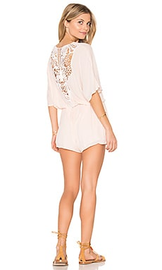 Alexis Romper in Shell