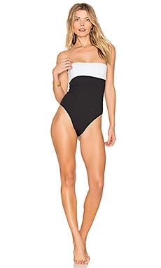 Mustang One Piece in Black