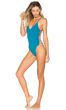 Wildside One Piece in Mediterranean