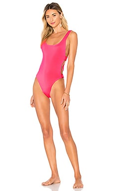x REVOLVE Mayra Classic One Piece L*SPACE $56