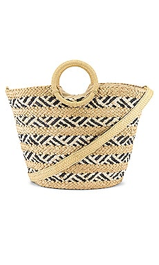 Nessa Straw Bag L*SPACE $139 NEW ARRIVAL