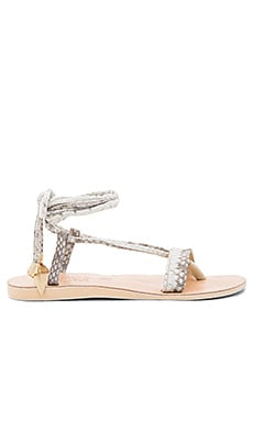 by Cocobelle Rio Sandals in Natural