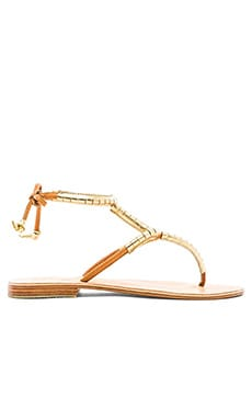L*SPACE by Cocobelle Milano Sandal in Brown