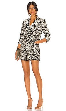 Mrs Setzer Jacket Dress Le Superbe $452