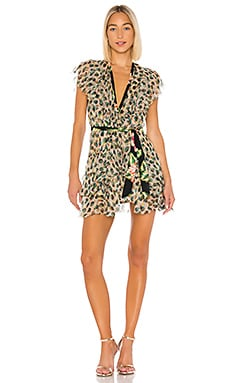Flirty Leopard Dress Le Superbe $495