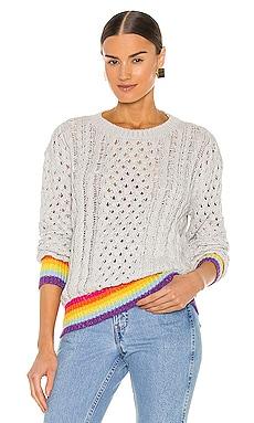 Silver Lining Sinbad Sweater Le Superbe $295