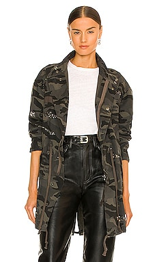 Raj Anorak Jacket Le Superbe $625 NEW