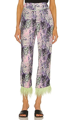 Minted Lounge Pant Le Superbe $425 NEW