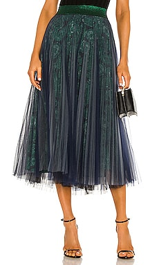 Hidden Gems Skirt Le Superbe $495 NEW