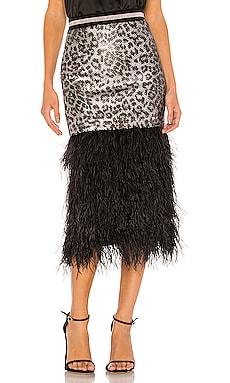 Marmont Sequin Skirt Le Superbe $595