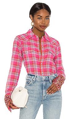 Super Stoned Cowboy Shirt Le Superbe $495