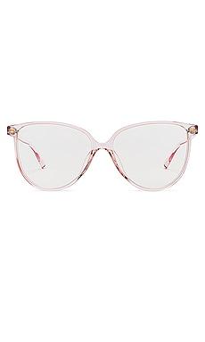 Голубые очки eternally - Le Specs, Розовый, Защита от синего цвета