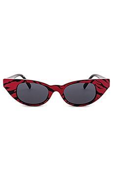 Купить Солнцезащитные очки x adam selman the breaker - Le Specs, Китай, Красный