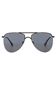 The Prince Sunglasses in Matte Black
